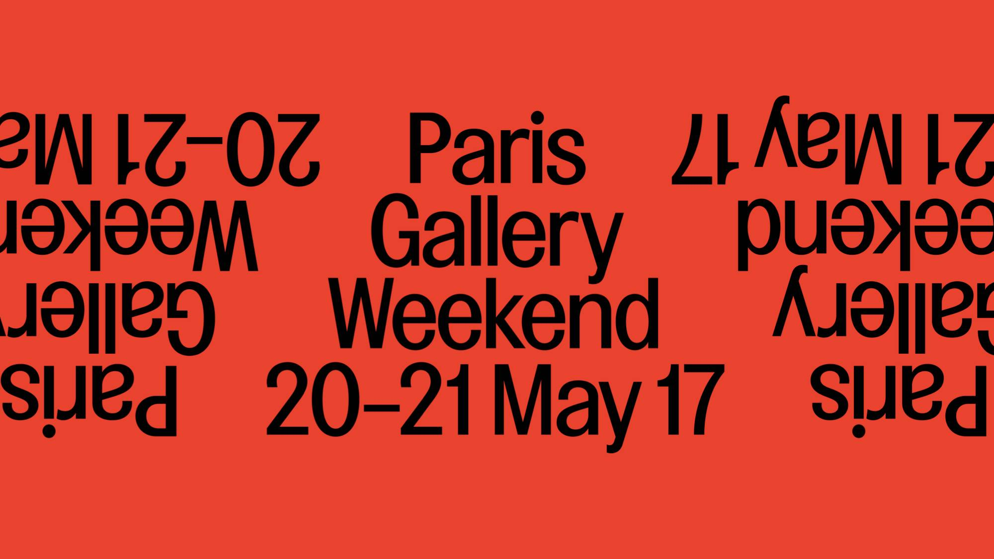 CHOICES - Paris Gallery Weekend (FR)